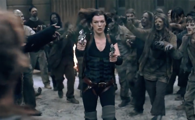 Resident Evil Afterlife Every Horror Movie On Netflix